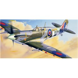 Supermarine Spitfire Mk.IXc/e Free French - scale 1 : 72