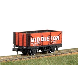 10ft 7 Plank Coal Wagon Middleton Colliery Leeds no613