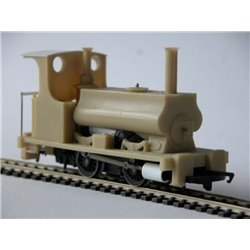7mm NG 'Juno' Saddle tank - BODY KIT ONLY -