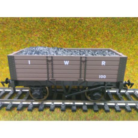 Isle of Wight Railway 100 - Exclusive limited edition wagon