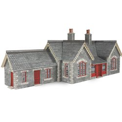 00/H0 Scale Settle/Carlisle Railway Station