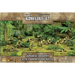 K'47: Japanese Infantry with compression rifles