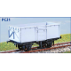BR 16ton Mineral Wagon Non Vacuum Fitted