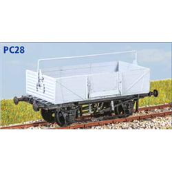 BR Shock Absorbing Open Wagon
