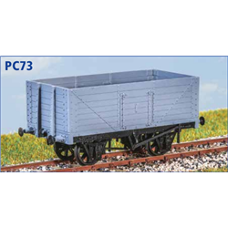 7-Plank Coal Wagon (Fixed Ends) RCH 1923
