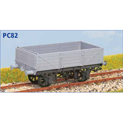GWR 12t China Clay Wagon O13 - OO plastic kit