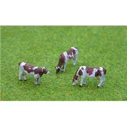 Pack of three cows