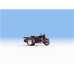 BMW R60 Classic Motorcycle with Sidecar
