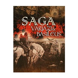 Varjazi & Basileus - SAGA Rule Book (new format)