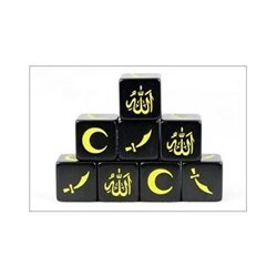 The Crescent & The Cross Muslim Factions Dice
