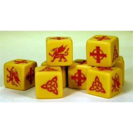 Saga Welsh Dice