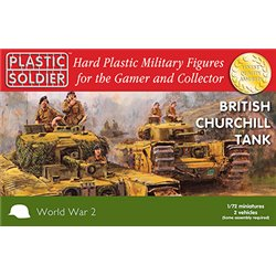 1/72nd British Churchill Tank