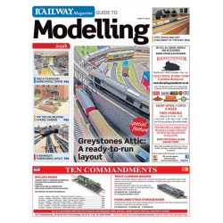 Railway Magazine Guide to Modelling March 2018