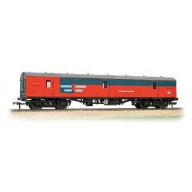 BR Mk1 GUV Rail Express Systems Grey & Red