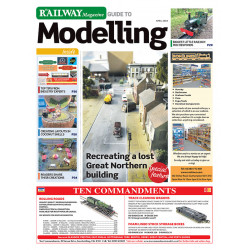 Railway Magazine Guide to Modelling April 2018