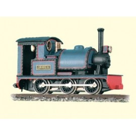 Loco Body Kit 0-6-0 or 0-4-0 Saddle Tank James