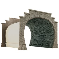 HO Tunnel Lining Material