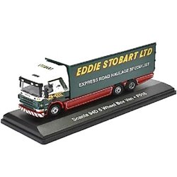 Scania 94D Box Van Stobart