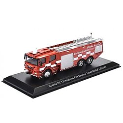"""Scania DC13/Angloco Fire Engine """"Leah-Millie"""" LSA047 Stobart"""
