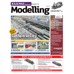 Railway Magazine Guide to Modelling June 2018