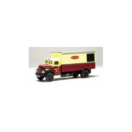 Ford Thames ET6 Van British Railways