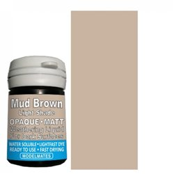 18ml Mud Brown Light Shade Weathering Liquid