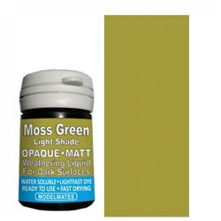 18ml Moss Green Light Shade Weathering Liquid