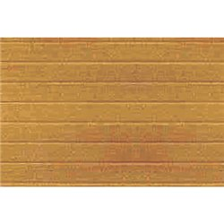 Wood Planking Plastic Pattern Sheets OO/HO gauge (x2)