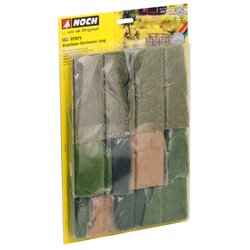 Grass Fibre Assortment Long