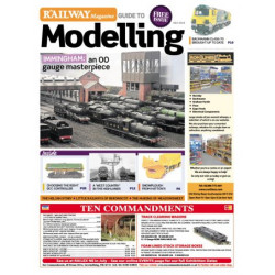 Railway Magazine Guide to Modelling July 2018