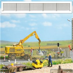 HO Construction safety fence