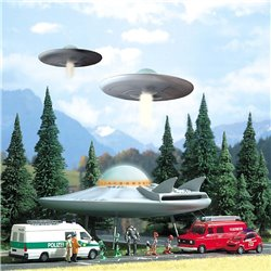 UFO and visitors from space