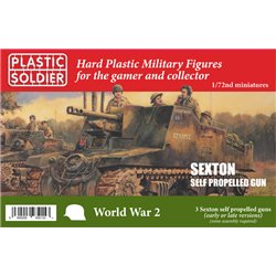 Sexton Self Propelled Gun 1/72nd Scale