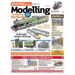 Railway Magazine Guide to Modelling September 2018