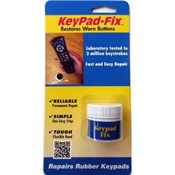 Keypad Fix - Permanently Repairs All Rubber Keypad