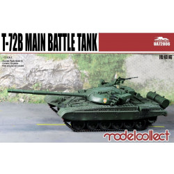 T-72B/B1 Main Battle Tank - 1/72 scale