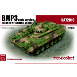 BMP3 Infantry Fighting Vehicle Early Version - 1/72 scale