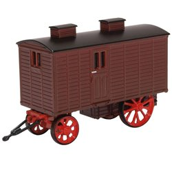 Living Wagon Maroon/Red