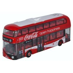 New Routemaster London United/Coca-Cola
