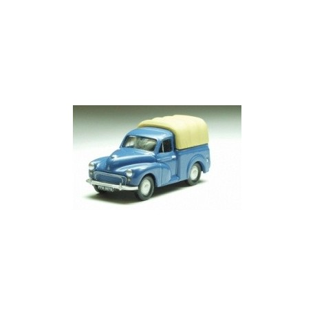 Morris Minor Pick- up Blue w/rear cover