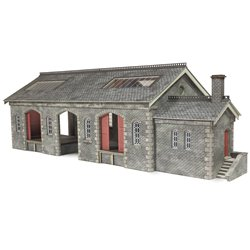 00/H0 Scale Settle/Carlisle Goods Shed
