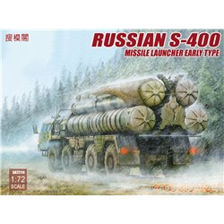 Russian S-400 Missile Launcher - 1:72 scale model kit