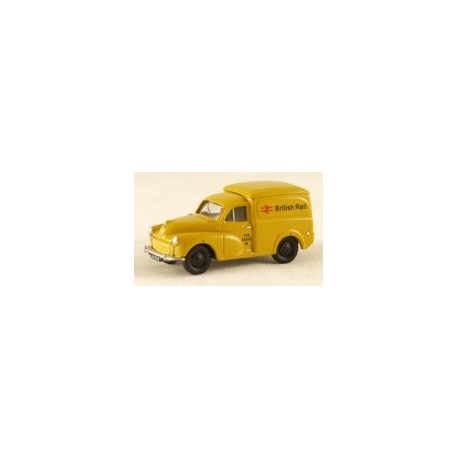 MORRIS MINOR VAN BR YELLOW