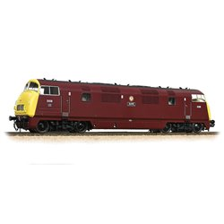 Class 43 'Warship' D838 'Rapid' BR Maroon(Full Yellow Ends)