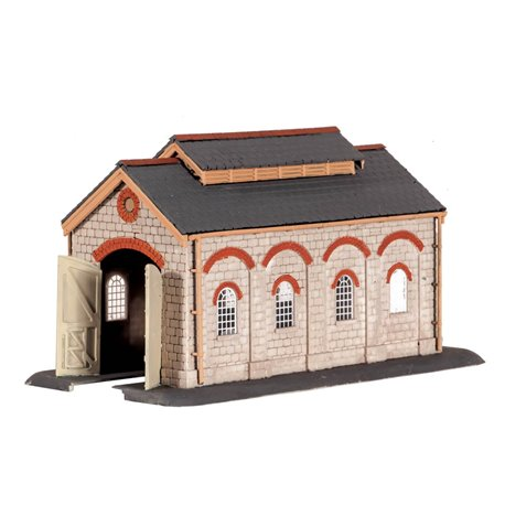 Single Stone Engine Shed Kit