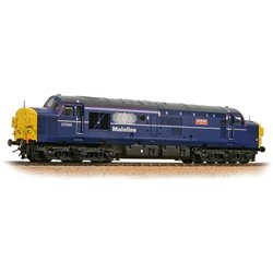 Class 37/0 37055 'Rail Celebrity' Mainline Blue