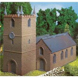 N gauge parish church