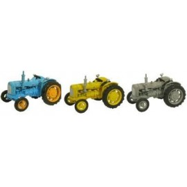 Triple Tractor Set
