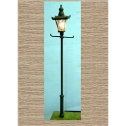 Variable Height Street Lamp Kit (working) (O scale 1/43rd)