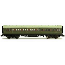 Maunsell SR 1st Class Coach Lined